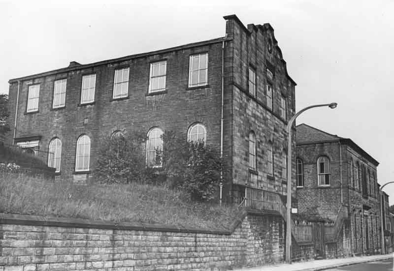 Hinchcliffe Mill Chapel, Holmfirth