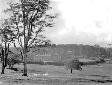 Fixby Hall, Fixby, Huddersfield
