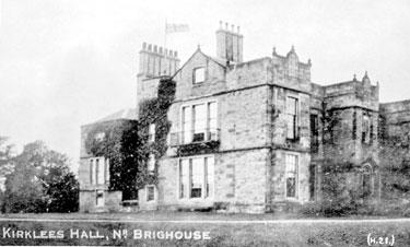 Kirklees Hall, Brighouse