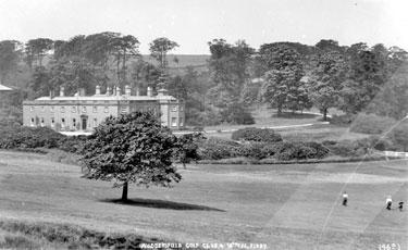 Huddersfield Golf Club, Fixby, Huddersfield
