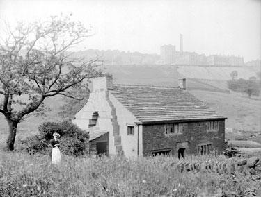 Old Dumb Mill, Southowram, Halifax
