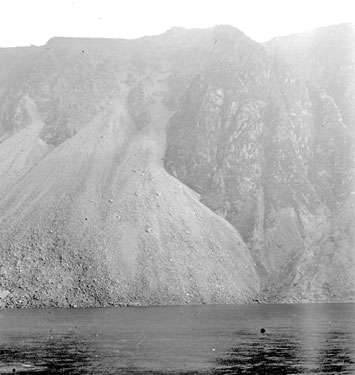 The Screes, Wast Water, Lake District