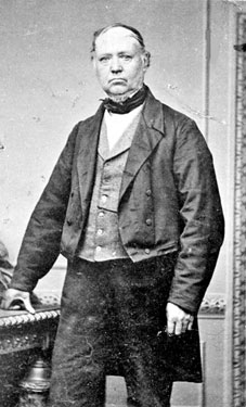 Joseph Turner, Bookbinder and Barber, of Brighouse