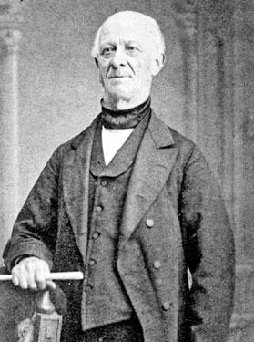 Portrait of Ephraim Noble from Rastrick