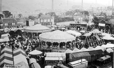 Fair, Cleckheaton Feast