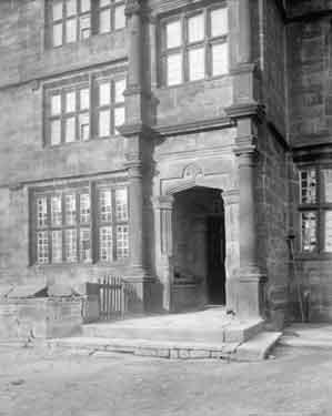Barkisland Old Hall